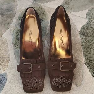 Dolce & Gabbana Vintage Authentic Heels